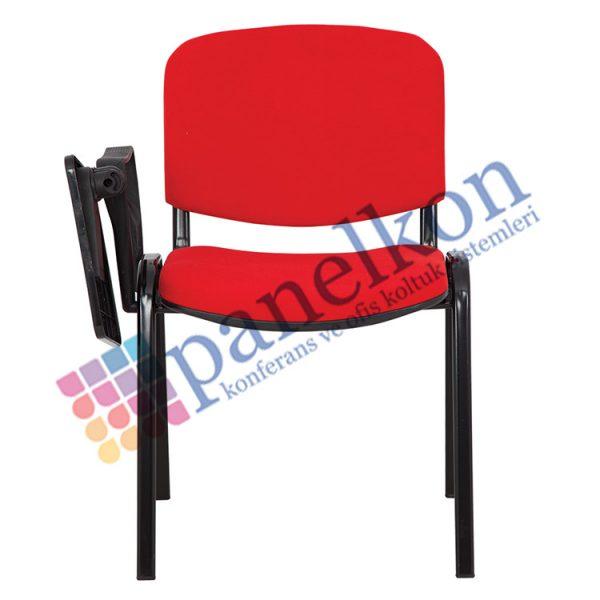 form yazı tablalı sandalye