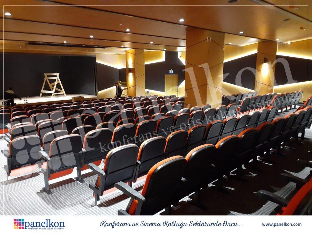 Konferans Salonu İç Tasarımı