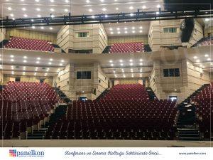 kayseri kültür merkezi konferans salonu koltuklari 4 300x225 - Konferans Koltuğu Montajı