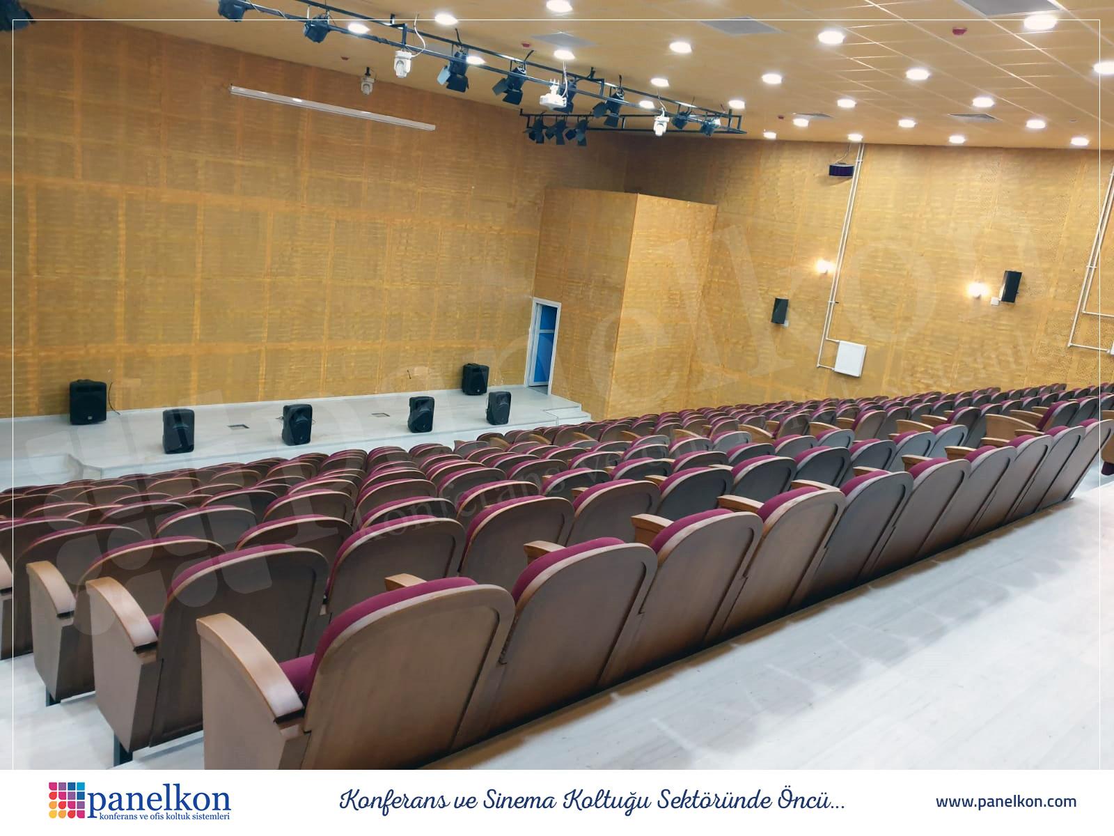 Bitlis Eren Üniversitesi Konferans Salonu Koltukları (4)