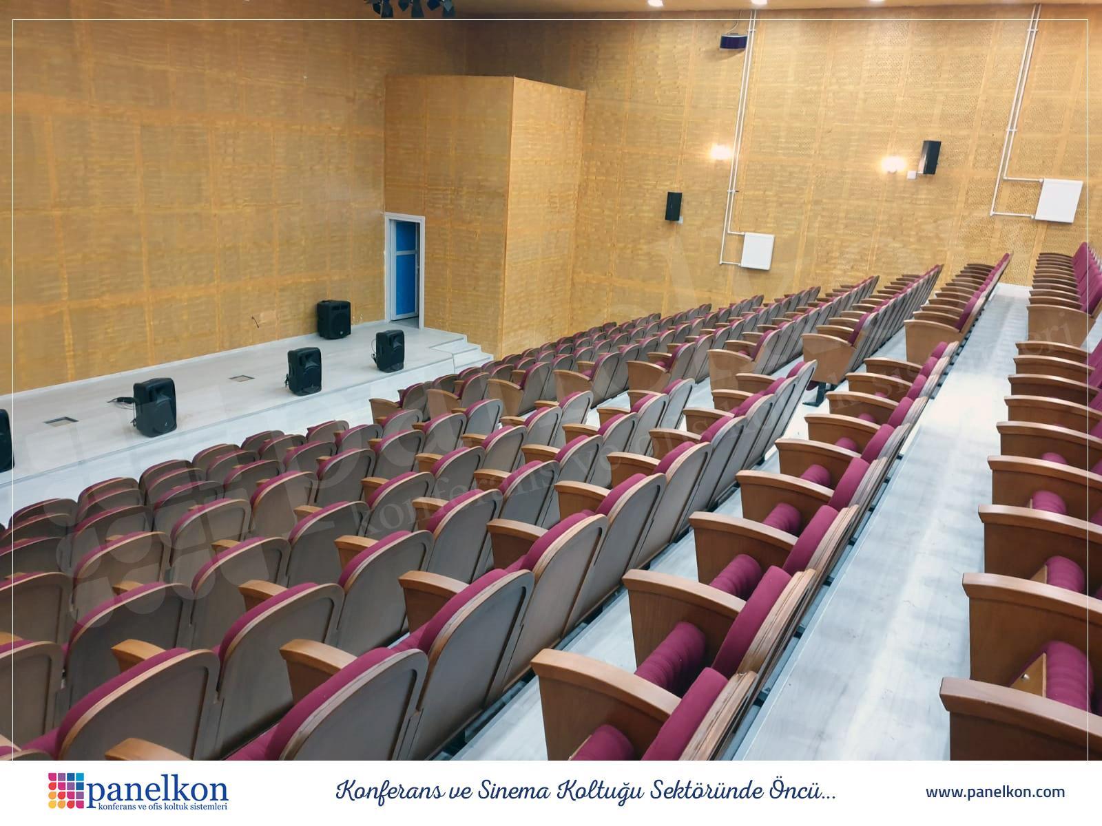 Bitlis Eren Üniversitesi Konferans Salonu Koltukları (5)