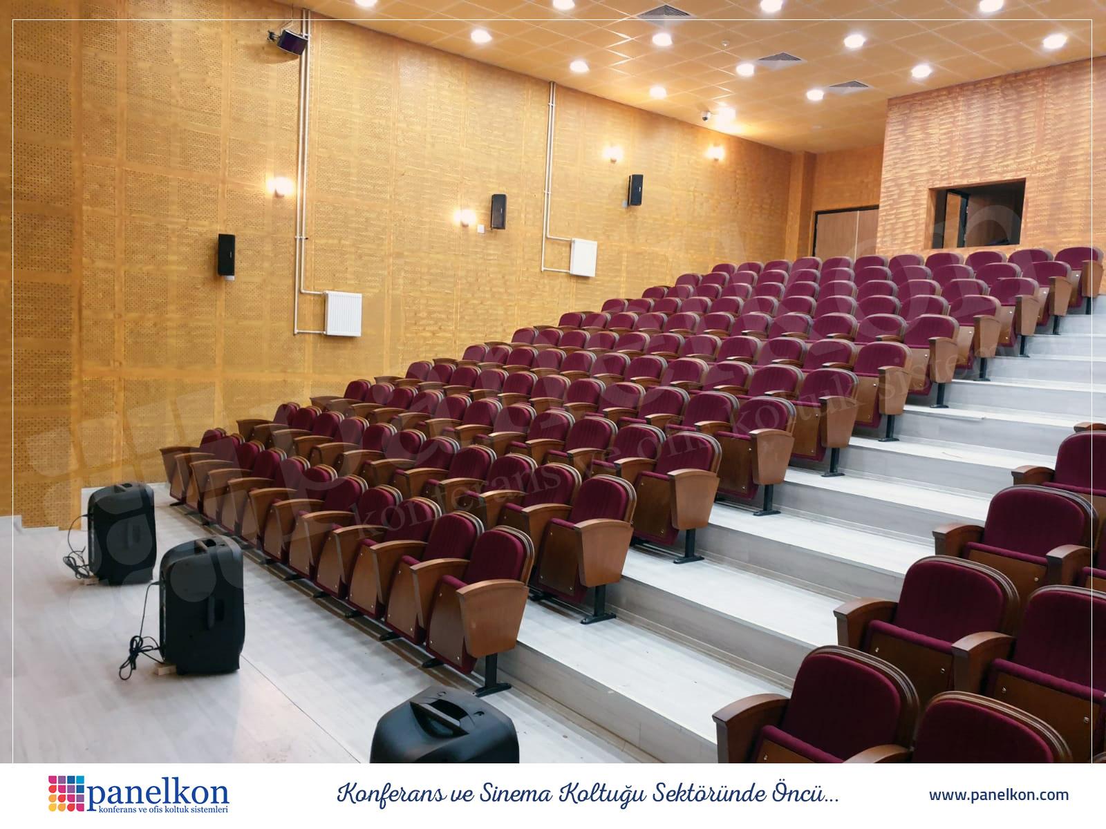 Bitlis Eren Üniversitesi Konferans Salonu Koltukları (7)