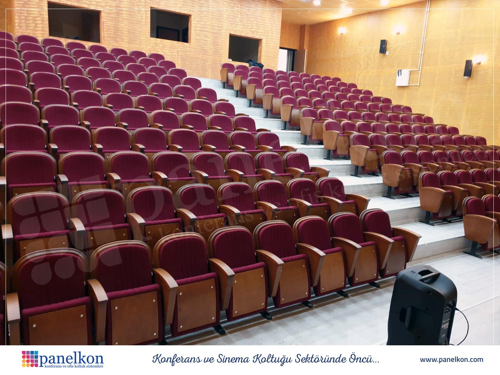 Bitlis Eren Üniversitesi Konferans Salonu Koltukları (8)