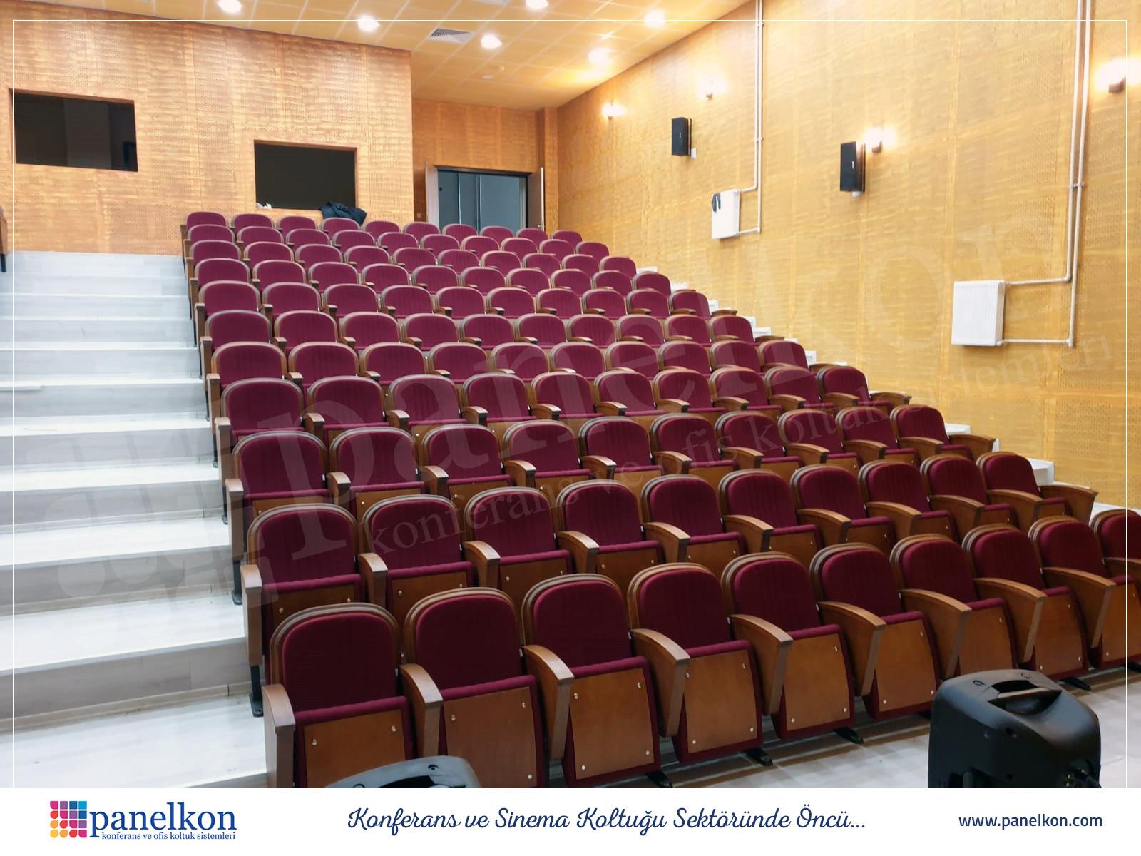 Bitlis Eren Üniversitesi Konferans Salonu Koltukları (9)
